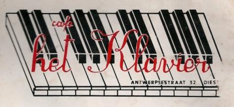 Café Het Klavier Diest