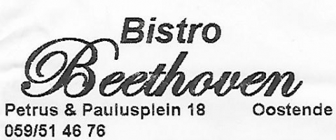 Bistro Beethoven Oostende
