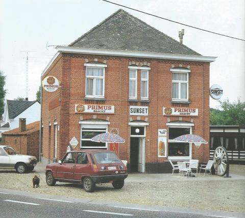 Café Sunset Engsbergen