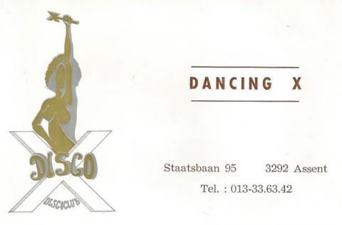 Dancing X