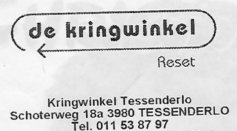 De Kringwinkel Tessenderlo