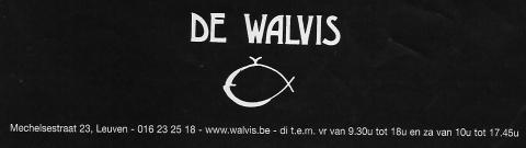Vishandel De Walvis Leuven
