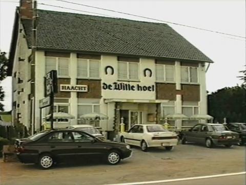 Restaurant De Witte Hoef Kaggevinne