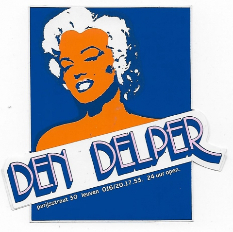 Café Den Delper Leuven