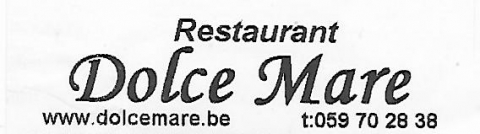 Restaurant Dolce Mare Oostende