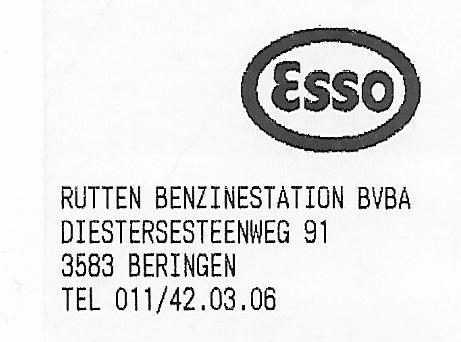 Esso Rutten Paal