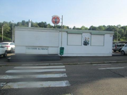 Frituur bij Warke, Diest (station)