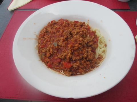 Spaghetti Moby Dick
