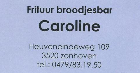 Frituur Caroline Zonhoven