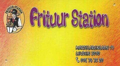 Frituur Station Leuven