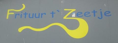 Frituur 't Zeetje logo