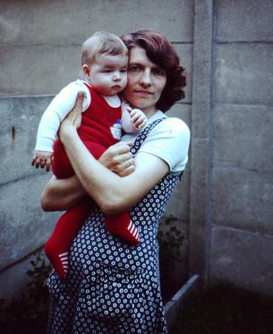 Filip & Mama