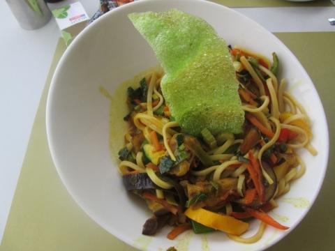 Vegie wok