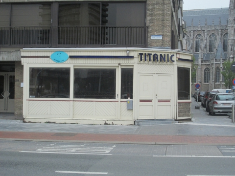 Oostende, Titanic