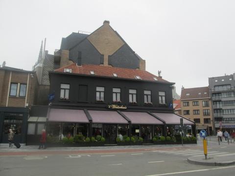 Oostende, 't Waterhuis