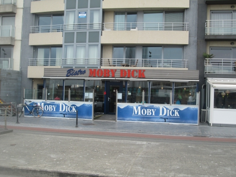 Oostende, Moby Dick