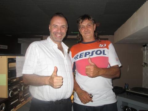 Rudy Gybels & Ringo Van Brabant