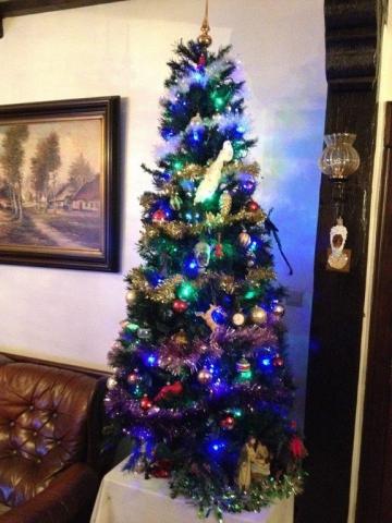 Kerstboom Kerst 2014