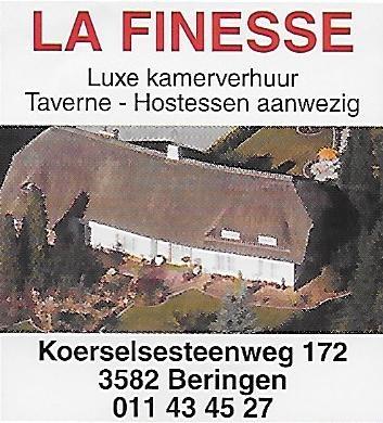 La Finesse Koersel