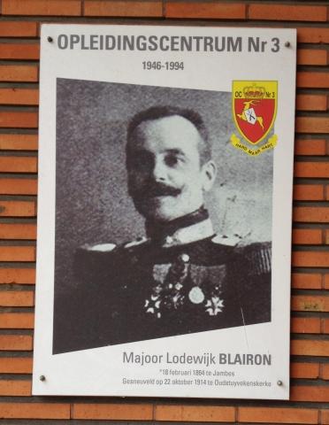 Majoor Blairon