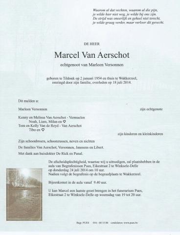 Marcel Van Aerschot