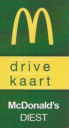 McDonald's Diest