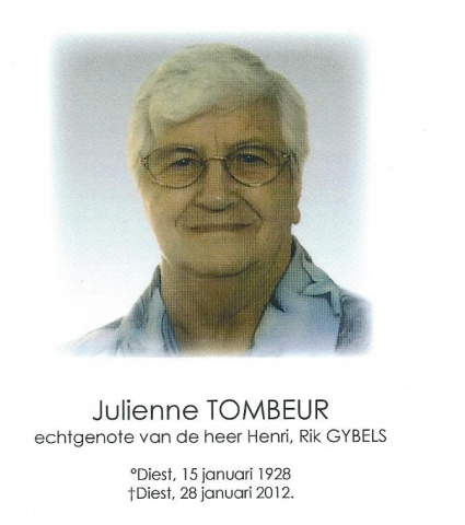 Julienne Tombeur