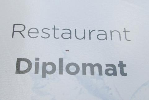 Restaurant Diplomat, Oostende