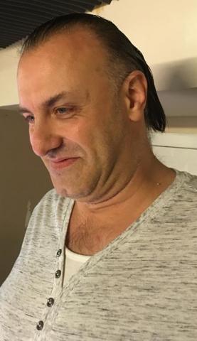 Rudy Gybels, september 2018