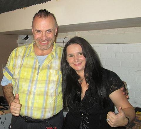 Rudy Gybels & Cecile
