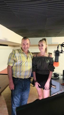 Rudy Gybels & Kaylee - maandag 02 juli 2018