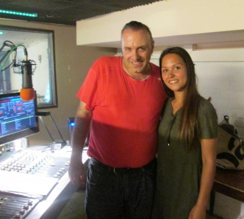 Rudy Gybels & Shana Vanfraechem