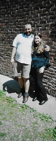 Rudy Gybels en Marijke