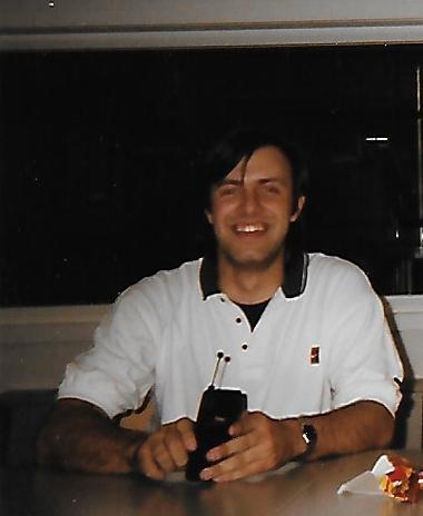 Rudy Gybels, juli 1998
