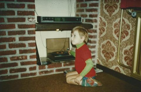 Rudy Gybels, januari 1979
