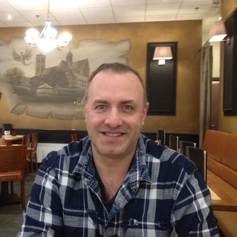 Rudy Gybels, zondag 17 december 2017