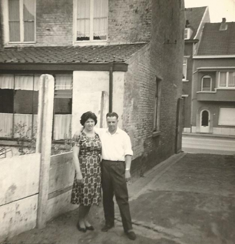 Grootouders, vaders kant, Schoonaerde 69 - 3295 Schaffen