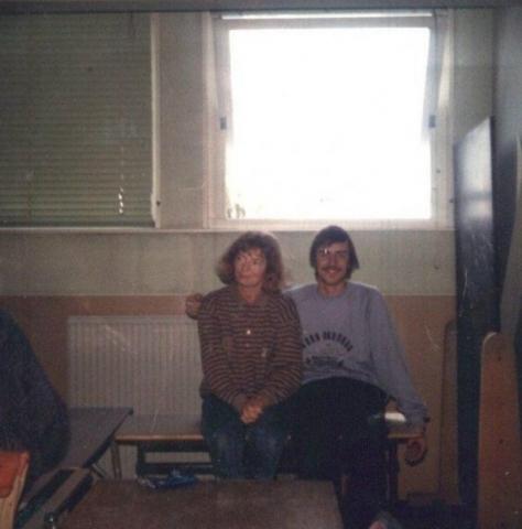 Mimi De Raeymaeker & Rudy Gybels