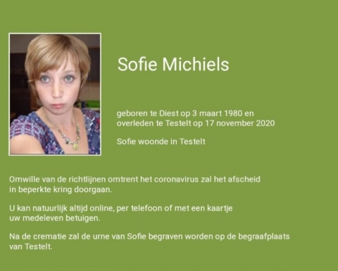 Sofie Michiels