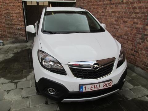 Vervangwagen Opel Mokka