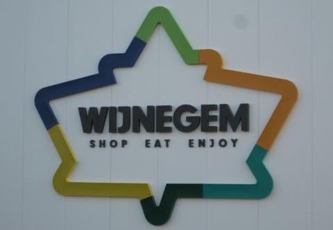 Wijnegem Shopping Center, logo