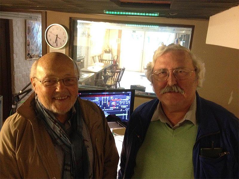 Flor Bruninx en Bert Weyens