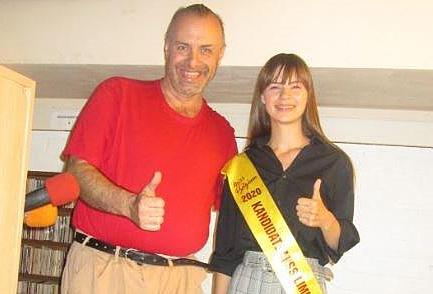 Rudy Gybels en Oksana Grochocki