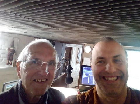 Rudy Gybels en Georges Dierick