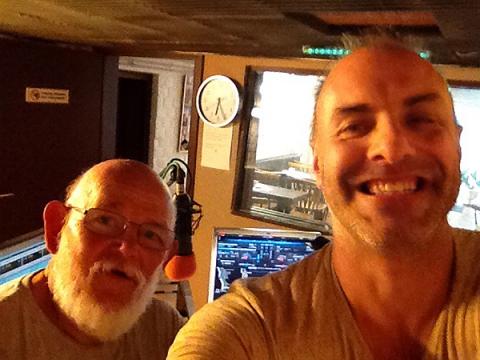 Rudy Gybels en Jos Van Zolder