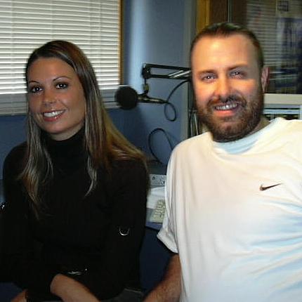 Rudy Gybels en Tara Lowé