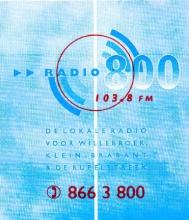 Radio 800 Willebroek FM 103.8