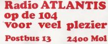 Radio Atlantis Mol