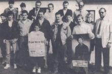 Het Radio Aktief Westerlo team, 1988