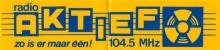 Radio Aktief Bilzen FM 104.5